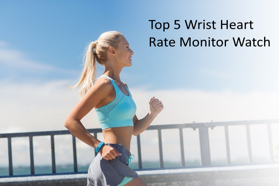 Best Fitness Tracker Device With Heart Rate