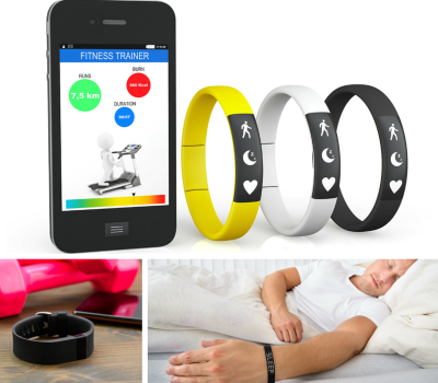 New Fitness Trackers 2016