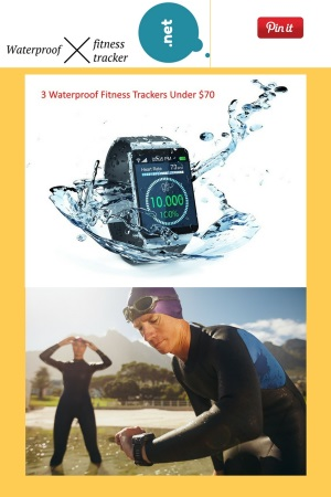 waterproof fitness trackers