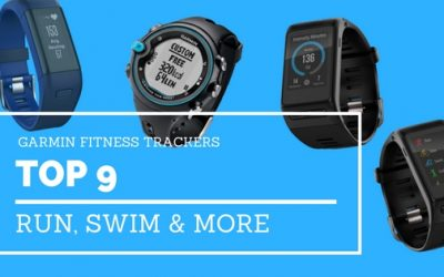Top 9 Waterproof Garmin Fitness Trackers
