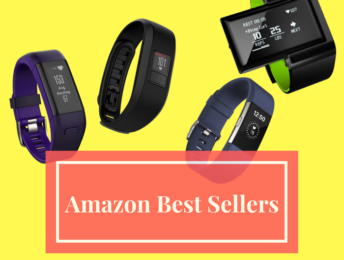Amazon Fitness Tracker – Best Sellers Feb 2017