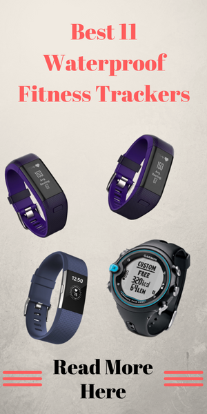 waterproof fitness tracker